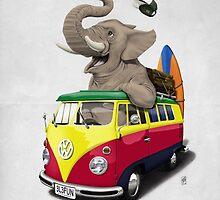 Pack the Trunk (wordless) by robCREATIVE