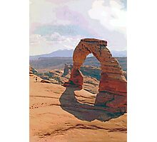 Delicate Arch (3) Photographic Print