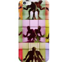 Body Language 29 iPhone Case/Skin