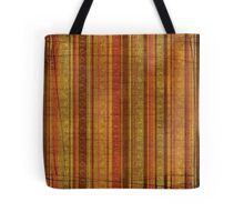 Autumn Stripes Tote Bag
