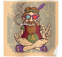 Hippy Poster