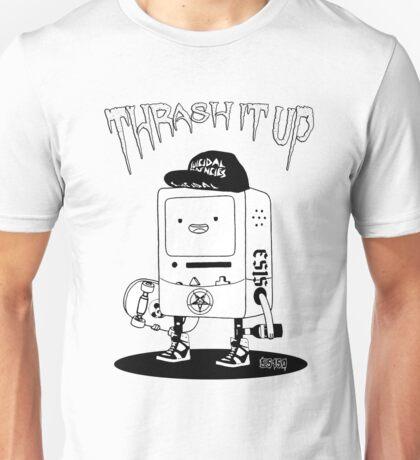 ThrashMO black and white Unisex T-Shirt