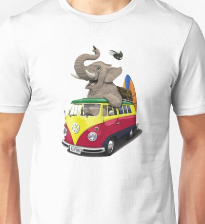 Pack the Trunk (wordless) Unisex T-Shirt