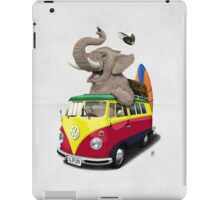Pack the Trunk (wordless) iPad Case/Skin