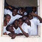 Window of Opportunity, Liberia by Martina Nicolls