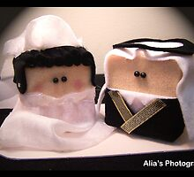 Wedding ii by AliaR