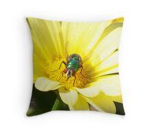 A Bugs Llife Throw Pillow
