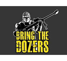 Payday 2 - Bring the Dozers! Photographic Print
