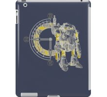 Chrono Robo iPad Case/Skin