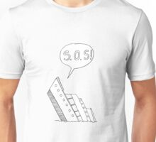 SOS! Unisex T-Shirt