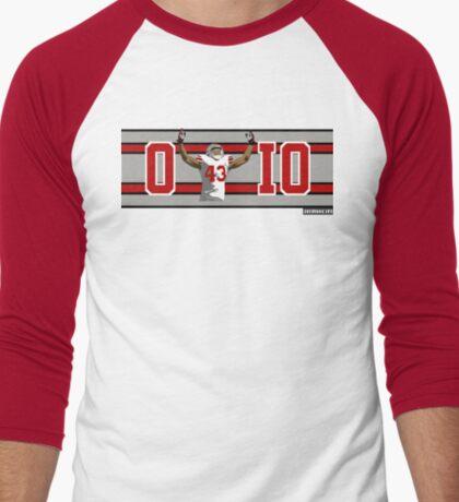 RexklessWear - Manchild Men's Baseball ¾ T-Shirt