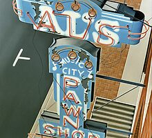 Al's Pawn Shop by Van Cordle