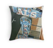 Al's Pawn Shop Throw Pillow