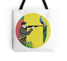 Aim and Ignite Tote Bag