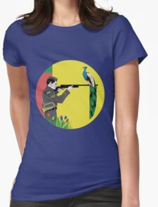 Aim and Ignite Womens Fitted T-Shirt