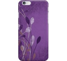 Tranquil buds iPhone Case/Skin
