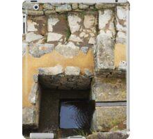 Machu Picchu Fountain iPad Case/Skin