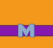 Mermaid Man's Belt by dobiegerl