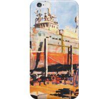 Icelandic Dry Docks iPhone Case/Skin