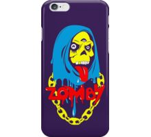 Zomby color  iPhone Case/Skin