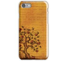 Apple Tree iPhone Case/Skin