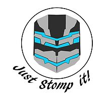 Just stomp it out T-Shirt with wording! by Kittenofebilart