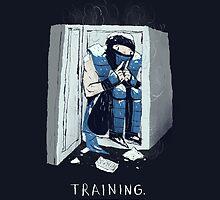 training. by louros