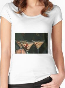 My Resolution.... Women's Fitted Scoop T-Shirt