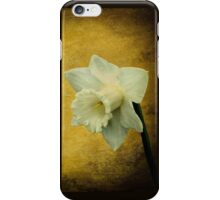 Pure as springtime iPhone Case/Skin