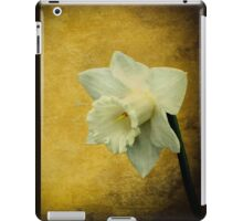 Pure as springtime iPad Case/Skin