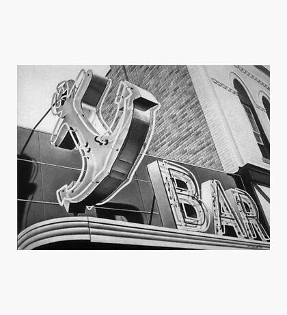 Anchor Bar Photographic Print