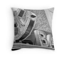 Anchor Bar Throw Pillow