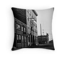 Historic District Throw Pillow