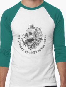 young and beautiful Men's Baseball ¾ T-Shirt