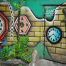 Ambivalence of time by Farras Abdelnour