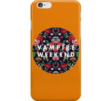 Vampire Weekend Mirrored iPhone Case/Skin