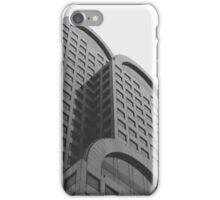 Curved Building Seattle iPhone Case/Skin