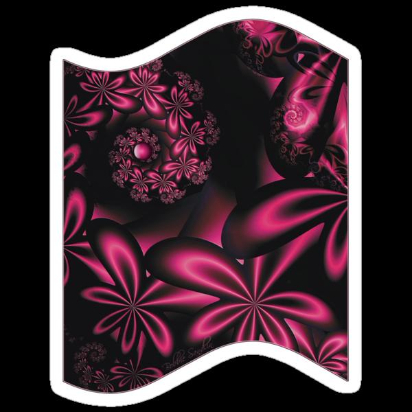 PASSION FLOWERS by Bobbie Sandlin