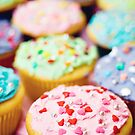 Cupcakes by Sharon Fyfe