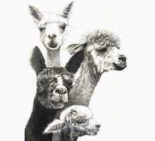 Alpacas Are Awesome! Unisex T-Shirt