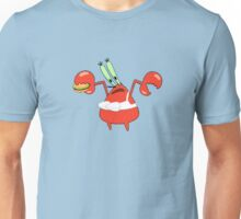Mr. Krabs in a Bra Unisex T-Shirt