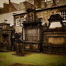 Greyfriar's Kirkyard by Barbara Gordon
