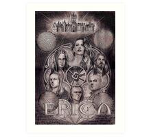 Kingdom of Heaven - Epica Art Print