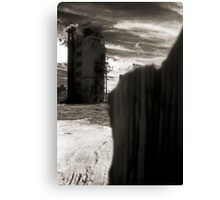 Landscape for Orson Wells # 5: Claw Canvas Print