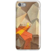 Gallery Scene iPhone Case/Skin