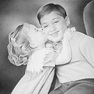 Boy and Girl by Van Cordle