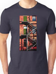 Emergency Exits Unisex T-Shirt