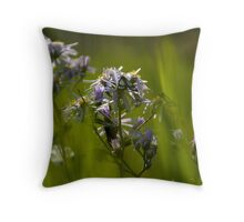 Light Breeze Throw Pillow
