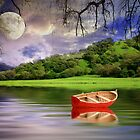 The Red Boat by digitalmidge