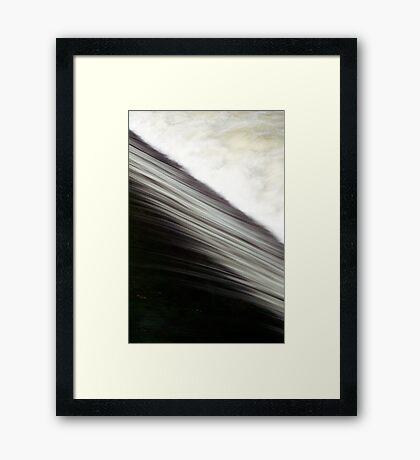 Weir 1 Framed Print